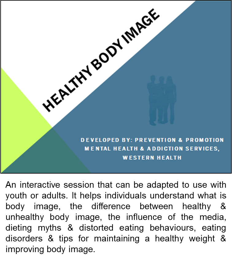 the effects of body image displays on self esteem We assessed 154 male college students on indices of body image, depression, self-esteem,  it also displays a  we may witness undesirable public health effects.