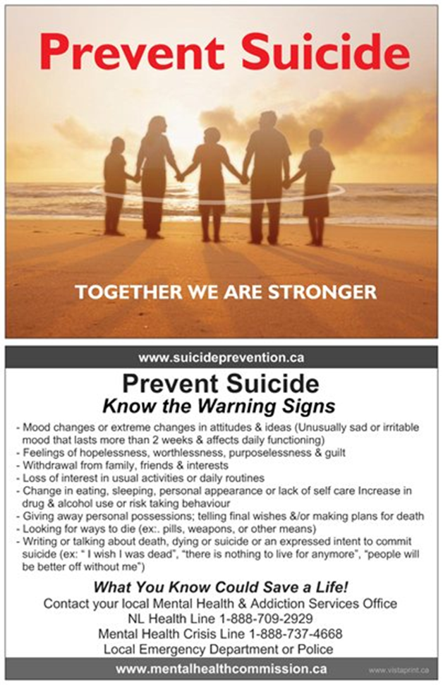 Suicide Prevention Western Health